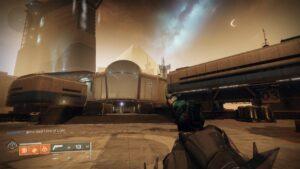 Destiny 2 Mars