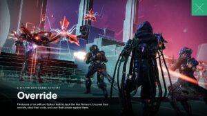 Destiny 2 Override