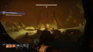 Destiny 2 boss aréna