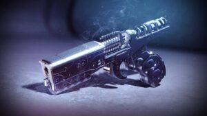 Destiny 2 stasis sidearm