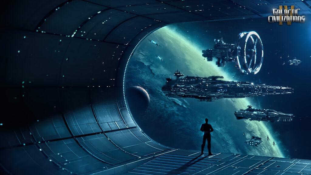 Galactic Civilizations IV lore