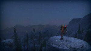 Insurmountable Noční výhled z skály