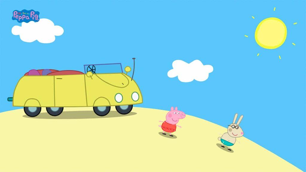My Friend Pepp Pig - auto
