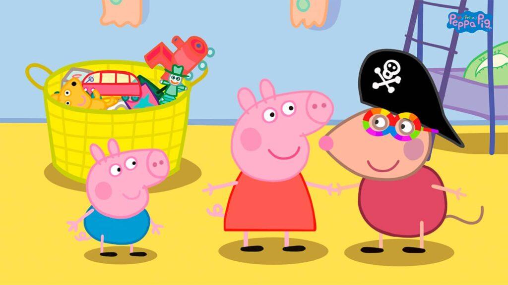 My Friend Peppa Pig - prasátko pirát