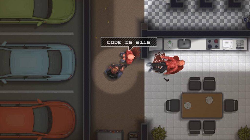 Police Stories - zajatec