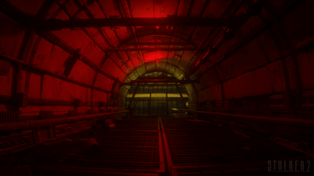 Stalker 2 – tunel