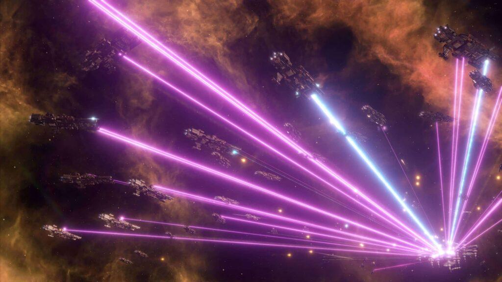 Stellaris - válčení