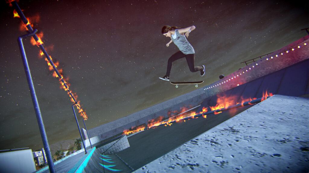 Tony Hawks Pro Skater perfect