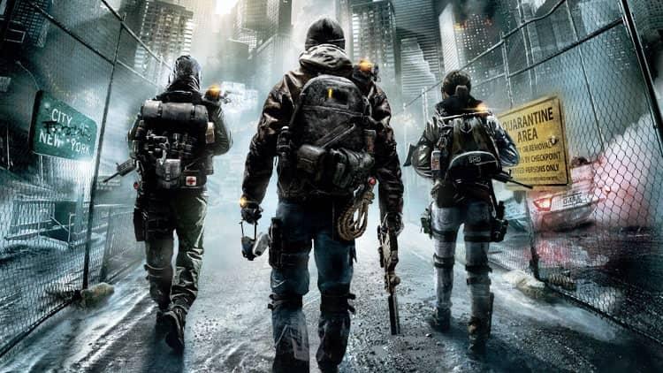 Ubisoft – the division