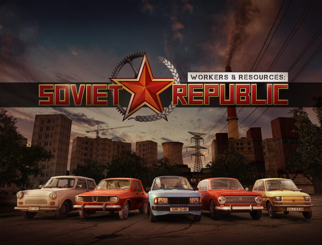 Workers And Resources Soviet Republic intro