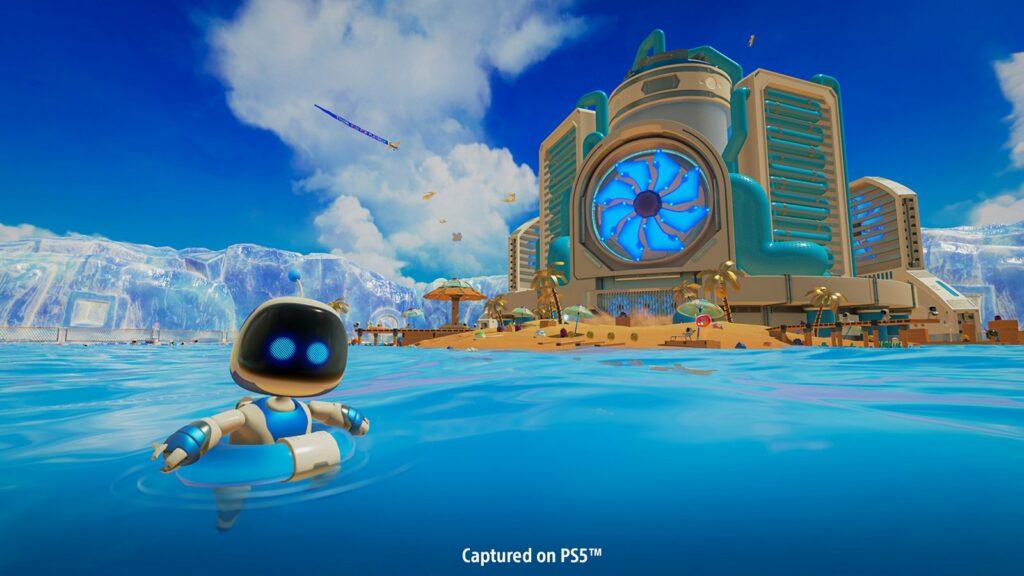 astro playroom ostrov