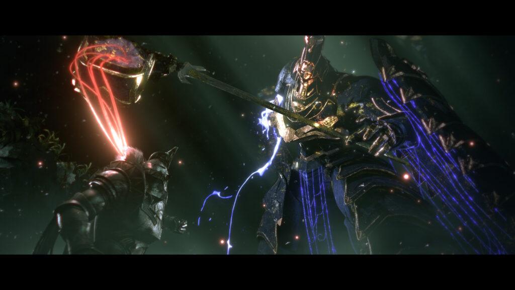Babylons Fall monster fight