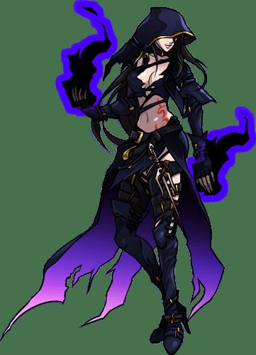DIMENSION REIGN – battle witch