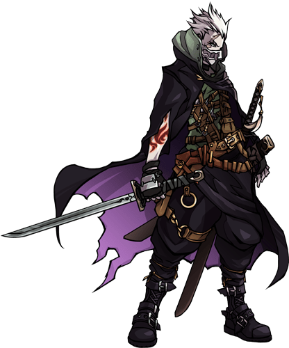 DIMENSION REIGN – ninja