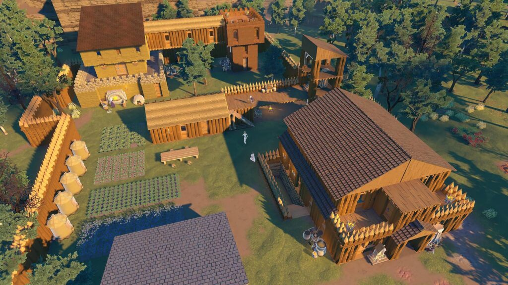 Going Medieval – stavba vašeho domova
