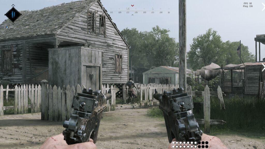 Hunt Showdown enemy npc