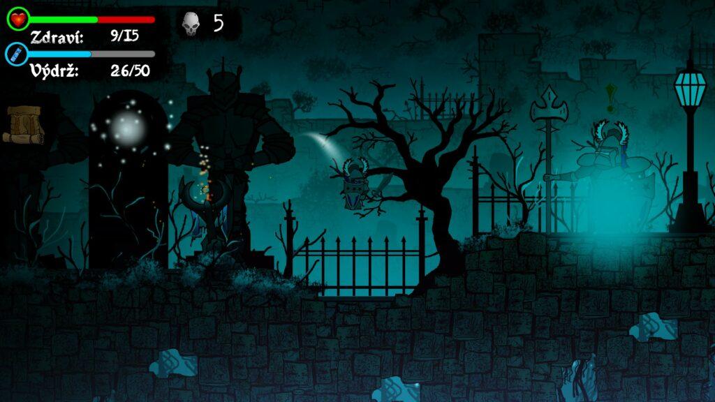 Knightczech The beginning graveyard