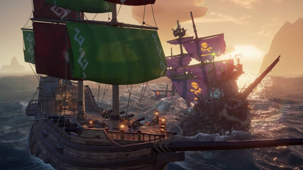 Sea of Thieves náhled