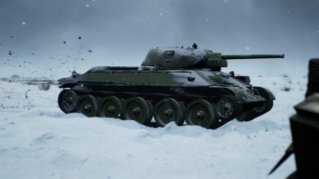 Strategic Mind Spectre of Communism tank