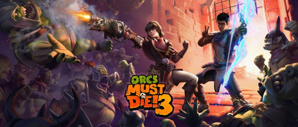 orcs must die 3 - náhledovka