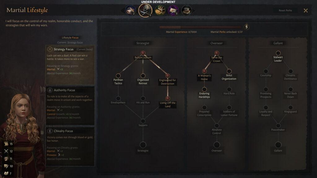 Crusader Kings III abilities