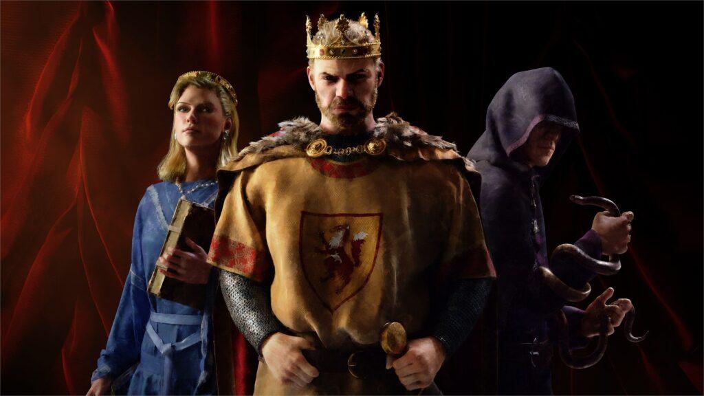 Crusader Kings III intro