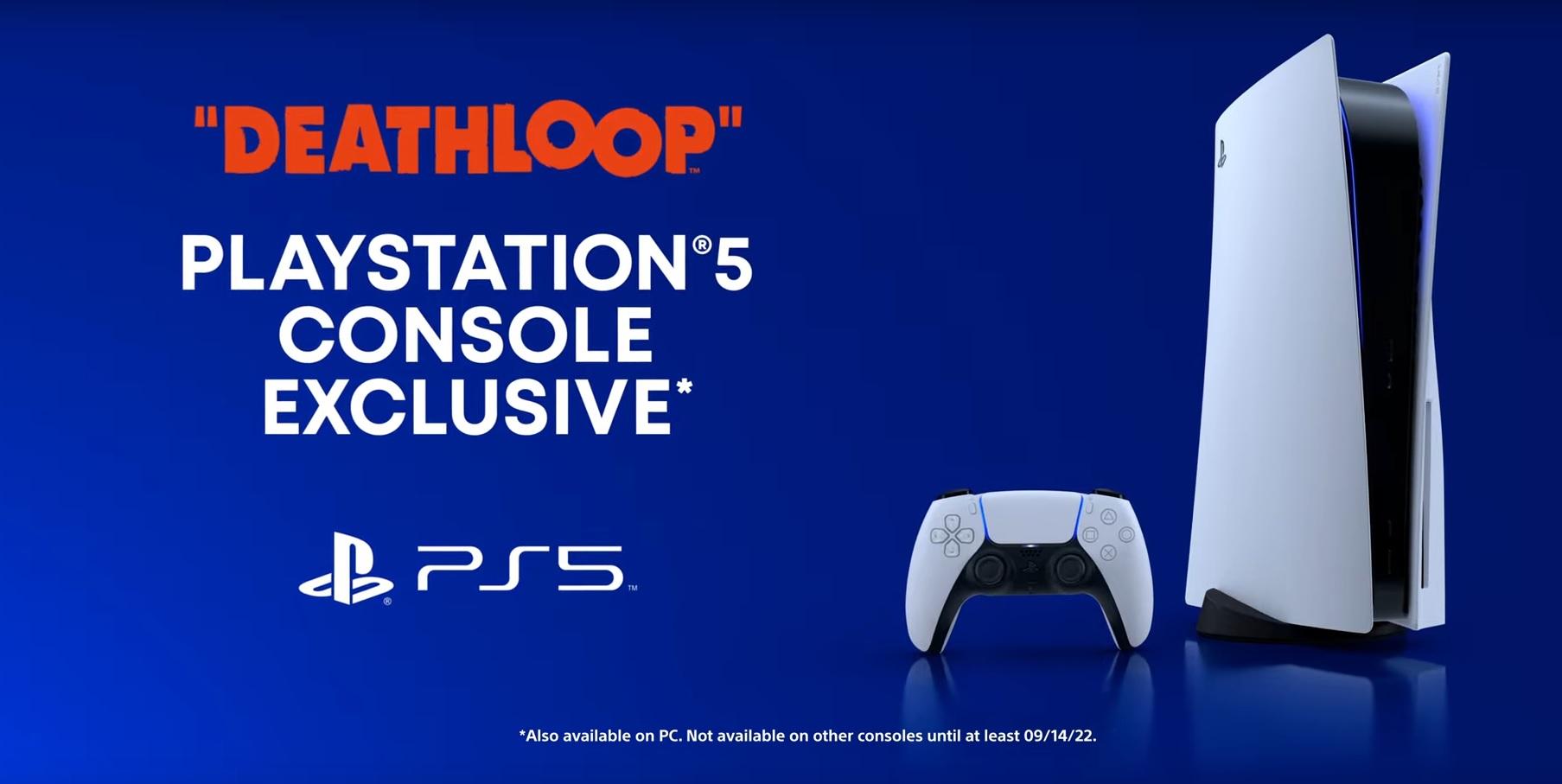 Deathloop - PS5