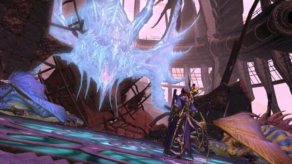 Final Fantasy XIV – keeper of the lake