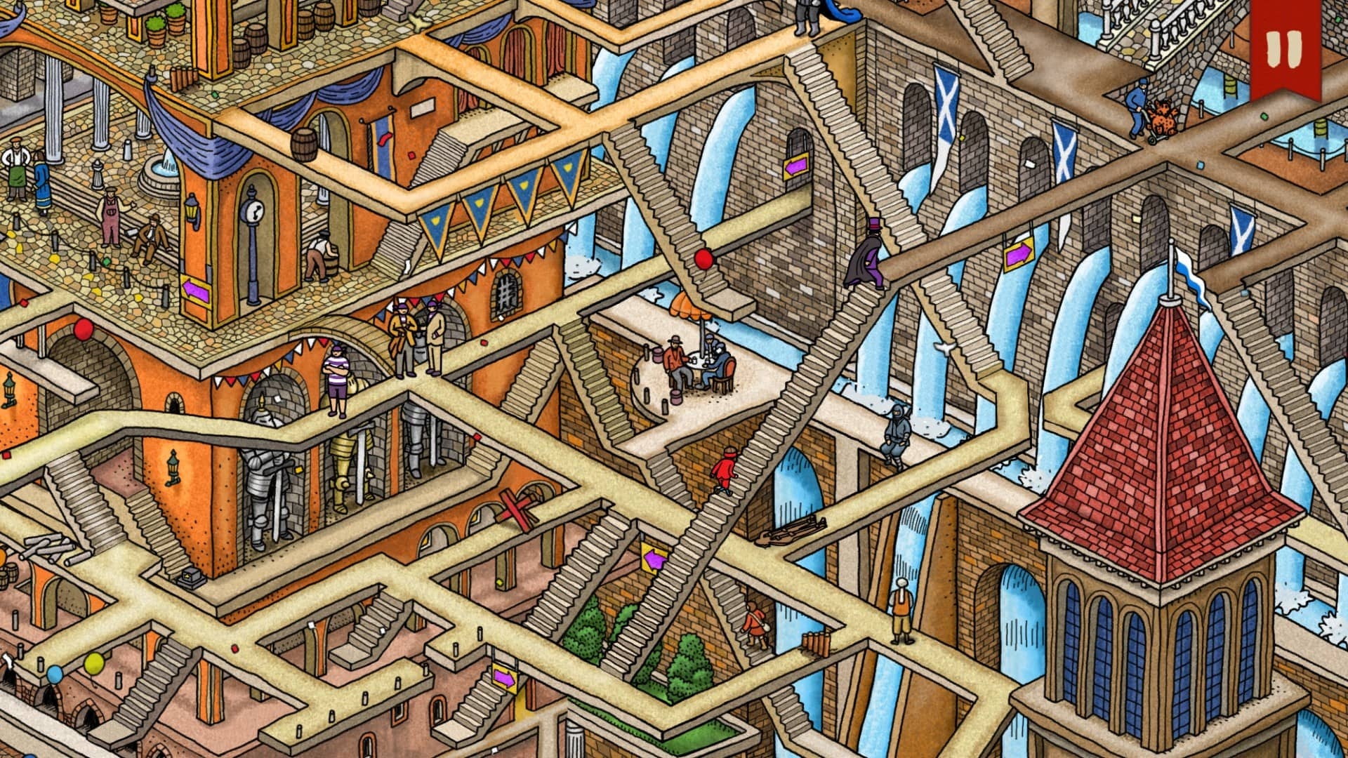 Labyrinth - labyrint
