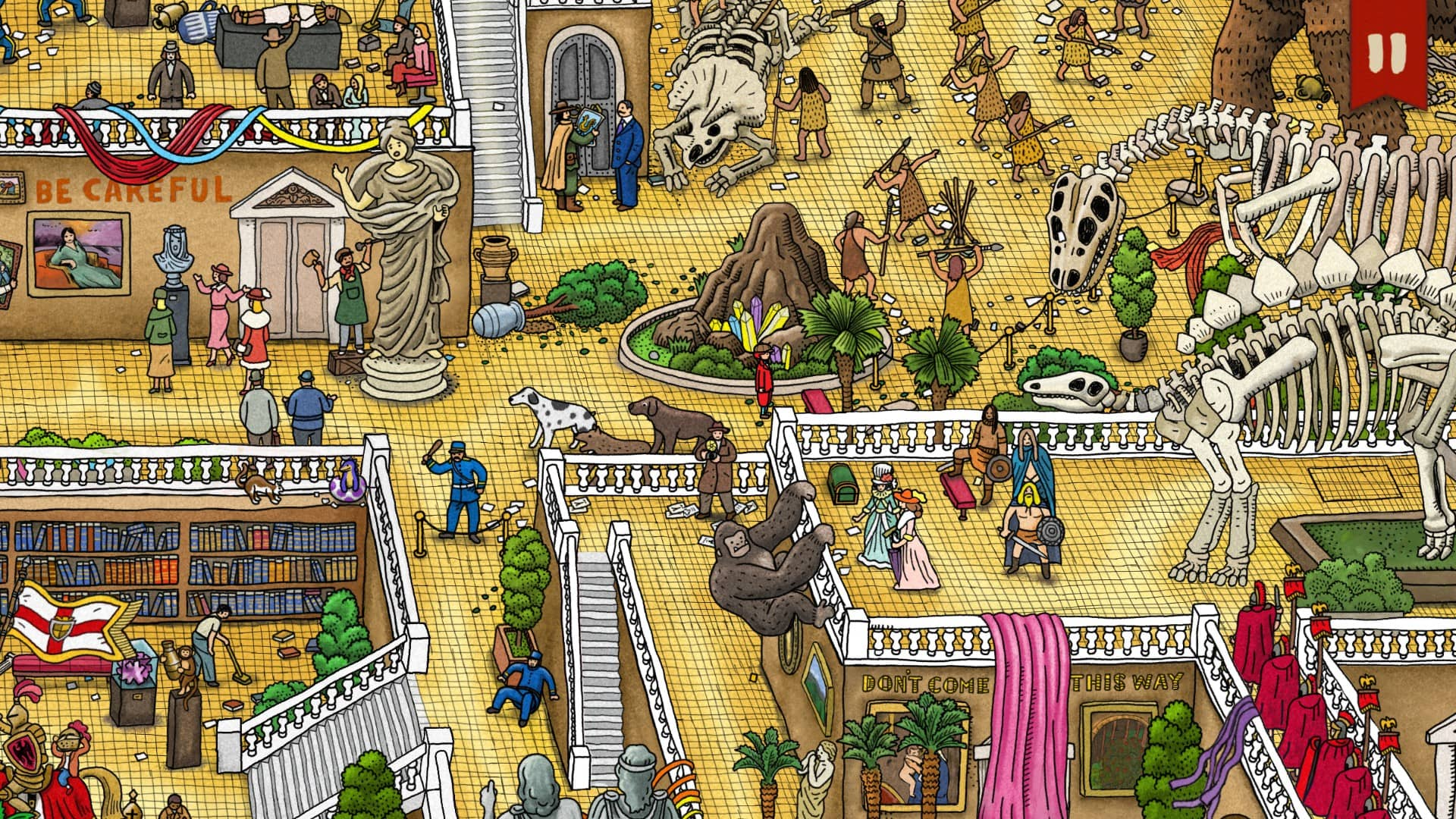 Labyrinth - muzeum