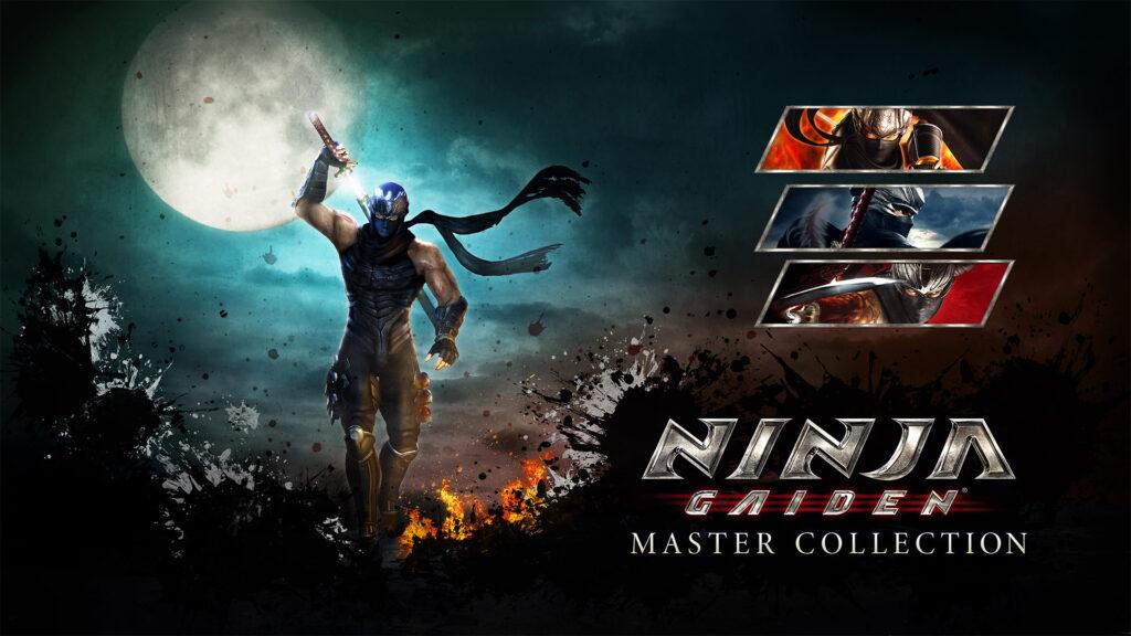 Ninja Gaiden intro