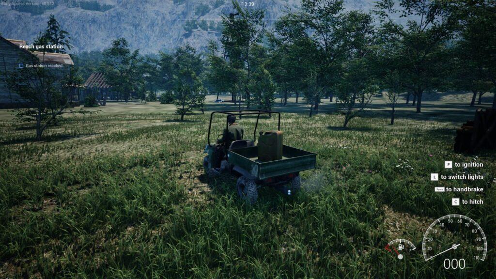 Ranch Simulator lepší grafické zpracování