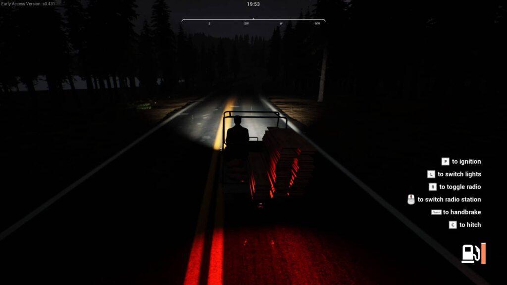 Ranch Simulator noc