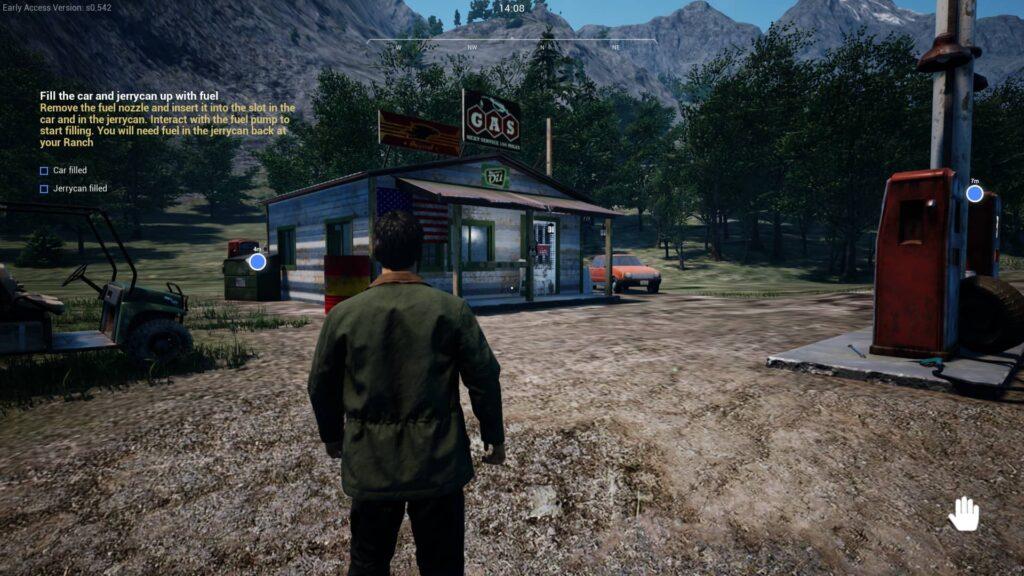 Ranch Simulator nový update