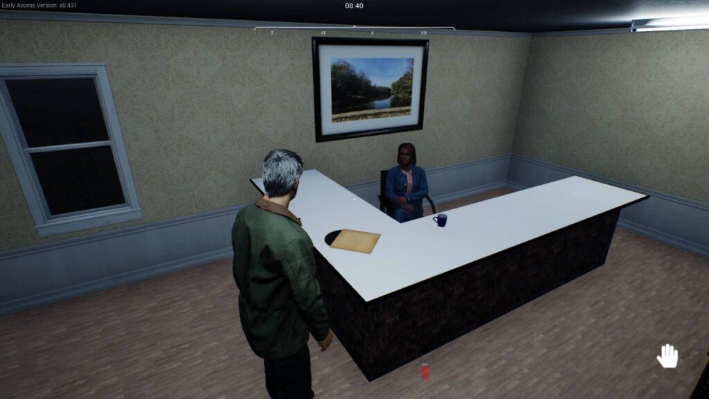 Ranch Simulator prodavačka