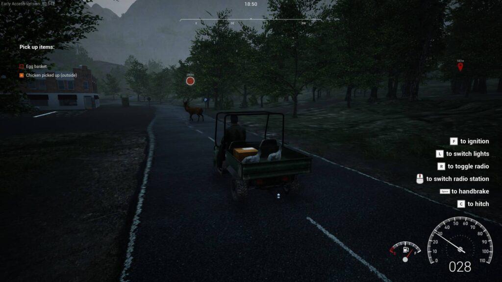 Ranch Simulator update