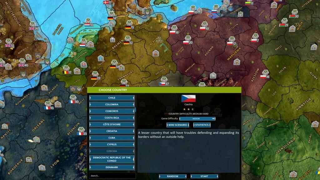 Realpolitiks II czech republic