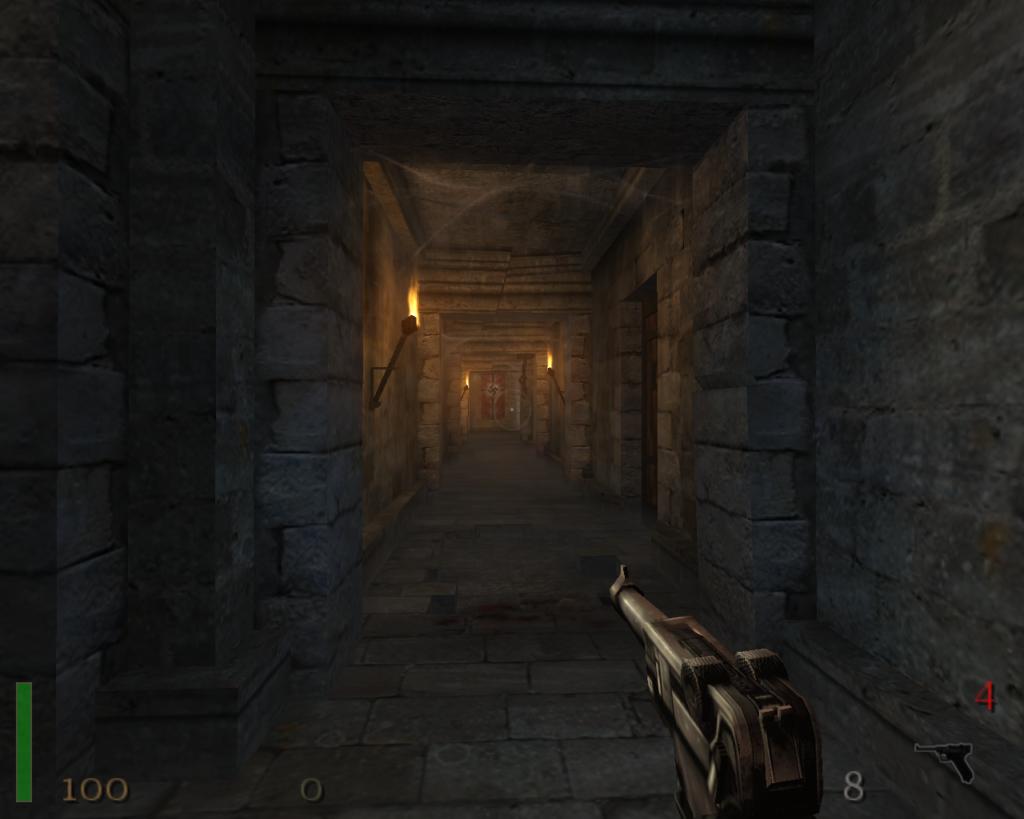 Return To Castle Wolfenstein start