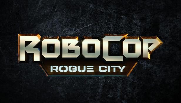 RoboCop Rogue City intro page
