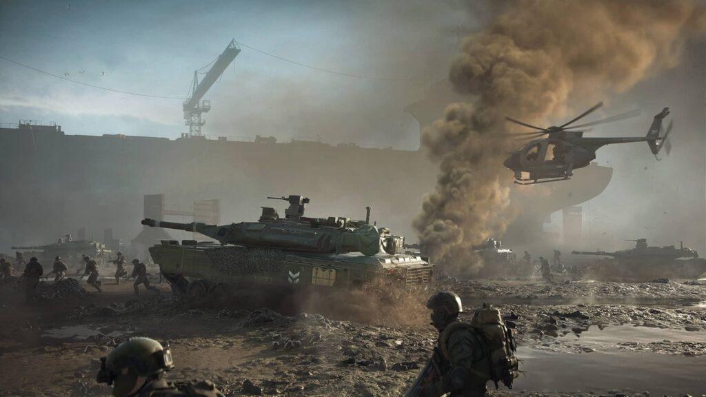 Star Wars – Battlefield 2042