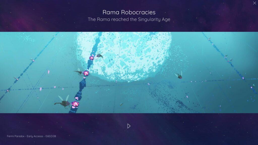 The Fermi Paradox - Rama Robocracies