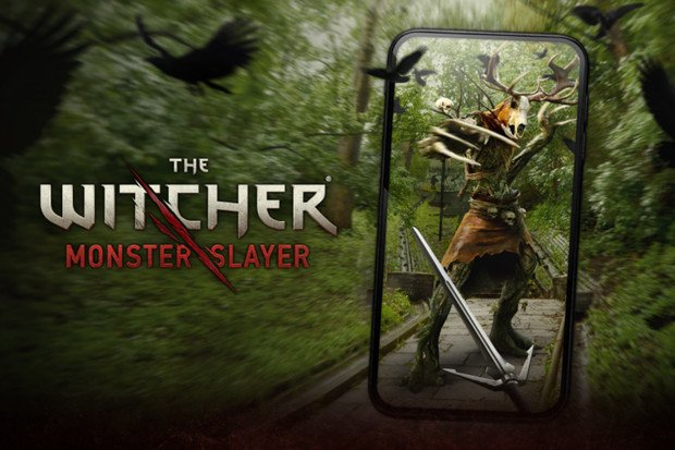 The Witcher Monster Slayer intro