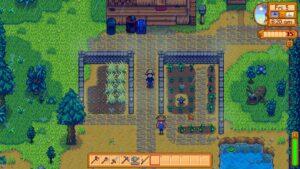 průběh letní farmy 1
