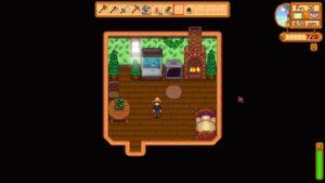 začáteční dům