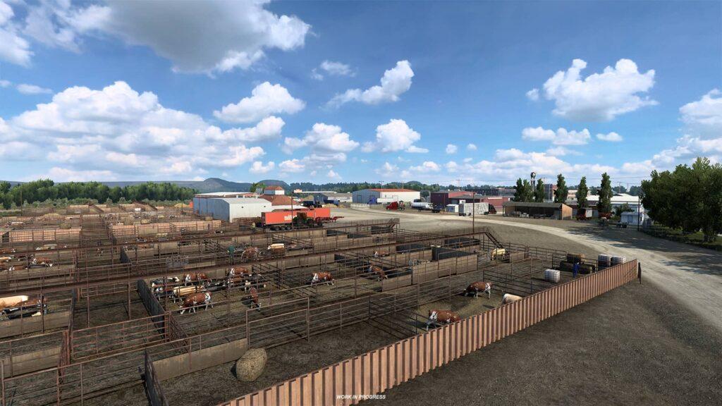 ATS Wyoming - zvířata