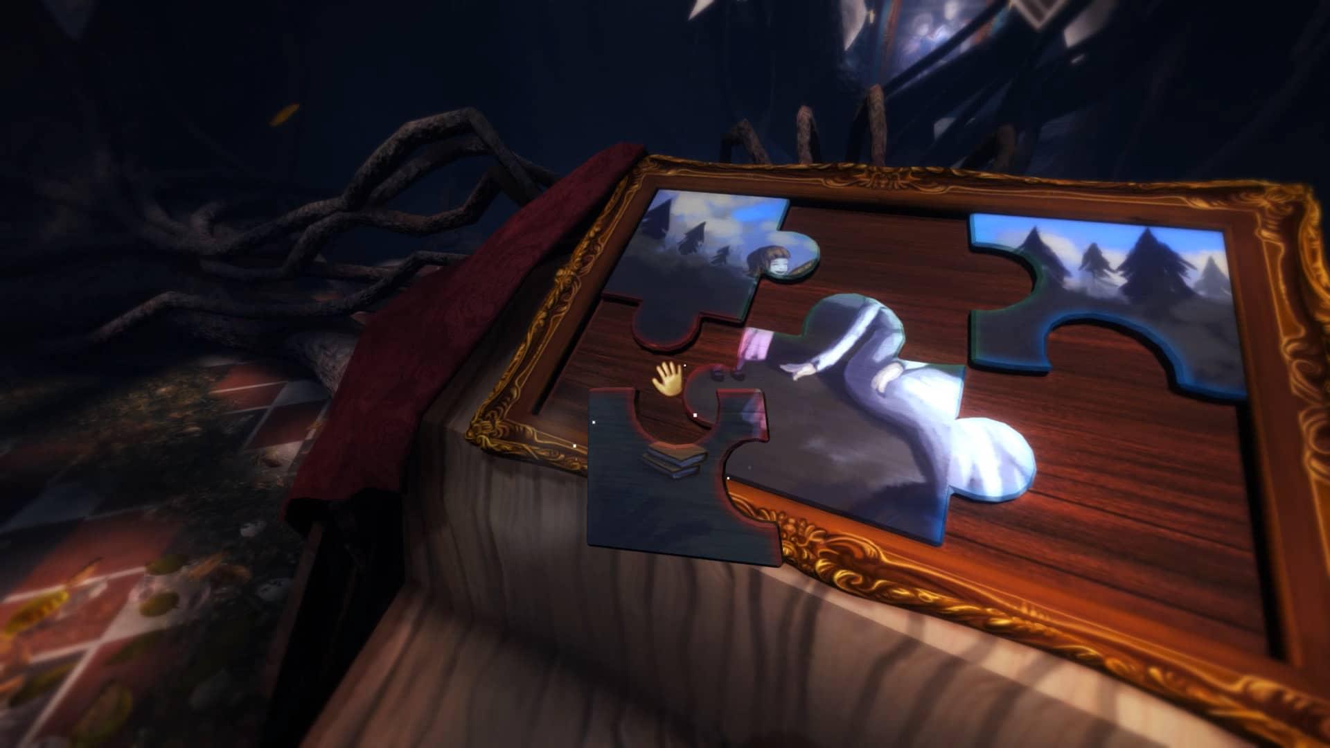 Among the Sleep Puzzle II