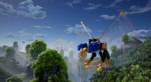 Bionicle Džungle