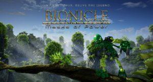 Bionicle Plakát