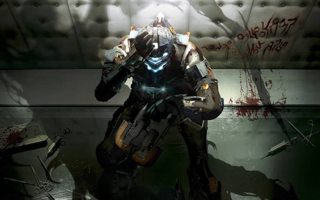 Dead Space – Issac