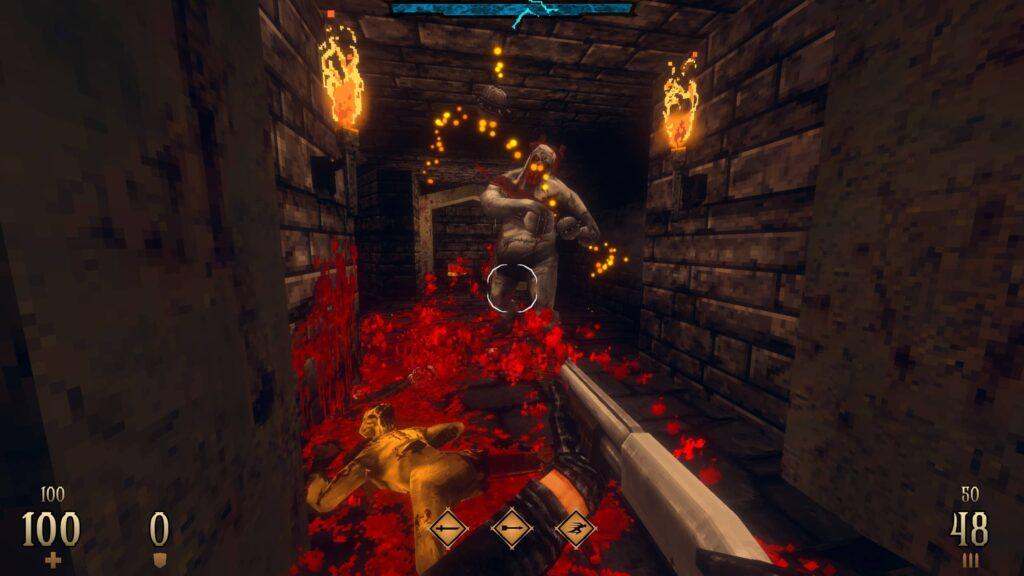 Dead Templar – krev stříká všude